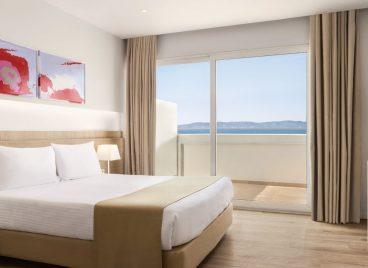 One Bedroom Suite Side-Sea View